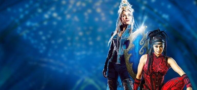 Cirque du Soleil's new extravaganza Amaluna at Oaks, PA