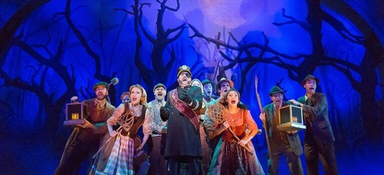 Young Frankenstein is a sure-fire crowd pleaser
