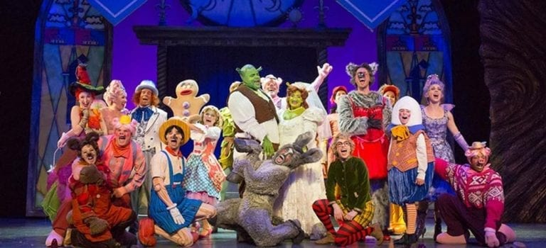Shrek The Musical is a fabulous, fun fable for the whole family