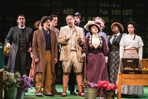 A witty, enjoyable Albert Herring from Curtis Opera Theatre
