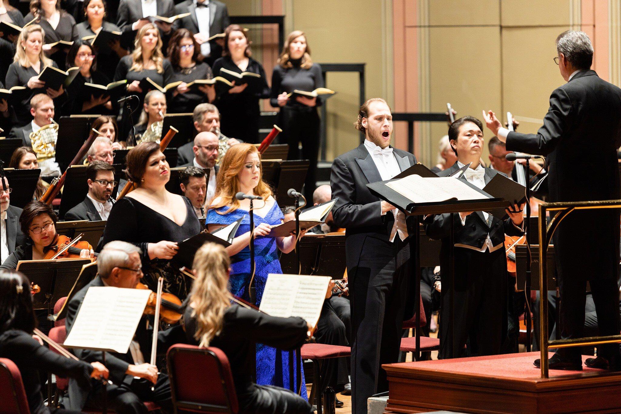 Opera Philadelphia's presentation of the Verdi Requiem