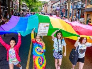 New Hope Celebrates Pride