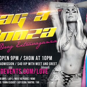 Drag A Palooza with Kylie Sonique Love From $20 · Tabu Lounge & Sports Bar