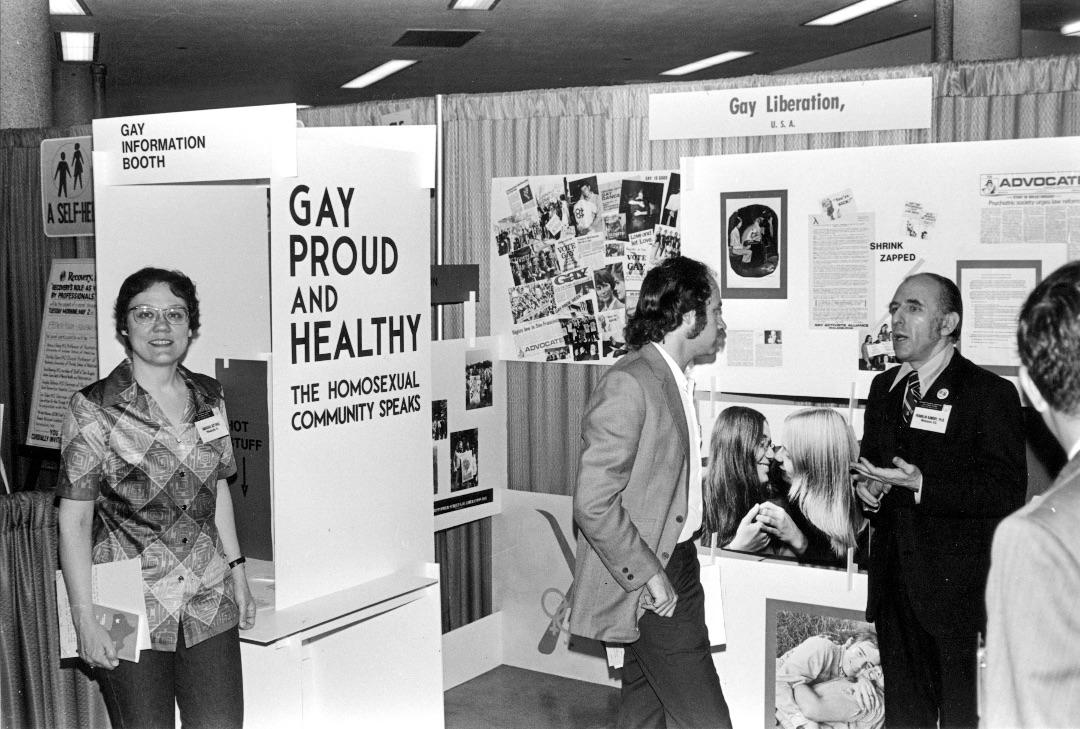 he John J. Wilcox, Jr. Archives at William Way LGBT Community Center